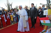 three historic days passed with the visit of His Holiness Pope Francis to Iraq. This blessed visit that brought Iraq back to the headline of the political, cultural and media scene, with the messages it carried that holds high values ​​represented by love