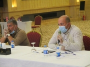 workshop within the curriculum reform project in  the Kurdistan region With representatives of the Ministry of Culture