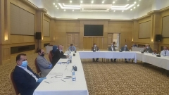 workshop within the curriculum reform project in the Kurdistan region