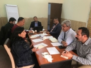 periodic meeting of Alliance  of Iraqi Minorities