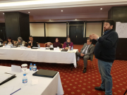 AIM hold Training workshop about mechanisms of protection human