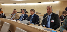 Alliance of Iraqi minorities Network took part in United nations forum on minorities issues