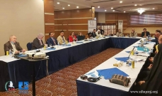 Within the work of the Alliance  of the Iraq Minorities  Network, Ufuq Organziation organized a dialogue session in the presence and in partnership with the General Directorate of Curricula at the Ministry of Education