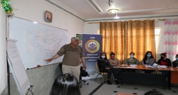 JusticeOrganization for Minorities Rights, held a seminarOn 11 of Mars-2021 in Nineveh Governorate, Bashiqa district in the presence civic activist